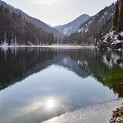 Первое озеро Кульсай