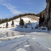Второе озеро Кульсай