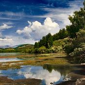 Озеро Маркаколь (Урунхайка)